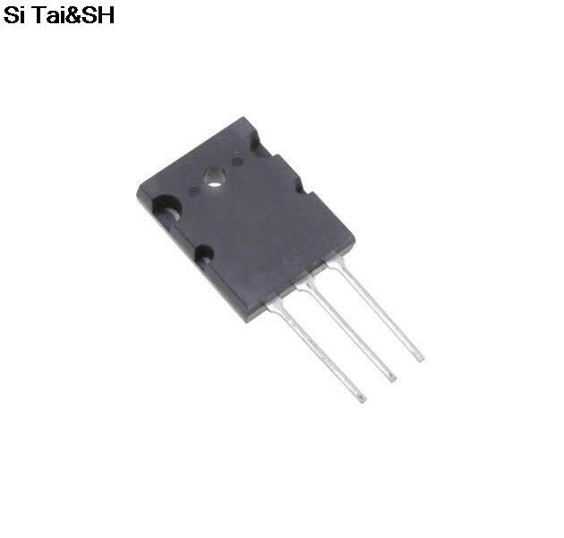 1PCS 2SC5570 C5570 TO-3PF  28A 1700V  Integrated Circuit