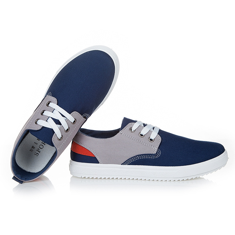 new mens Casual Shoes canvas shoes for men Lace-up Breathable fashion summer autumn Flats pu Leather fashion suede shoes717 lace up pu leather breathable casual shoes page 5