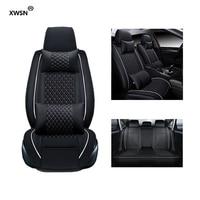 XWSN Universal car seat cover for kia ceed kia rio 3 spectra kia sportage 3 picanto cerato rio k2 Car seat protector