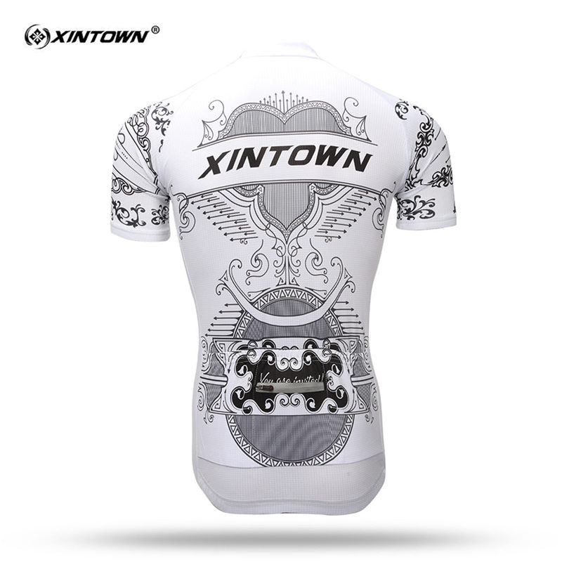 XINTOWN Short Sleeve Cycling Jersey Set W MTB Bike Clothing Comfortable Bicycle Jerseys Clothes Maillot Ropa Ciclismo