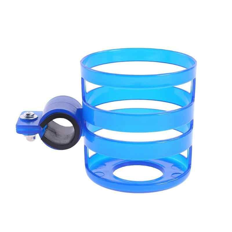 รถเข็นเด็กทารกพลาสติกถ้วยผู้ถือทารกรถที่นั่งนมขวด Rack รถเข็นเด็กอุปกรณ์เสริมจักรยานจักรยานกลางแจ้งน้ำขวด Rack