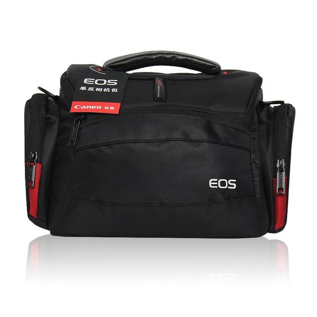 Impermeable dslr camera case bag para canon eos 700d 650d 600d 750d 1100D 1200D 760D 6D 70D 60D 7D 550D t5i t6i SX60 Vídeo bolsas