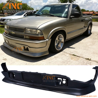 For 1998 1999 2000 2001 2002 2003 2004 Chevy Blazer EXTREME Style Front Bumper Lip PU Spoiler