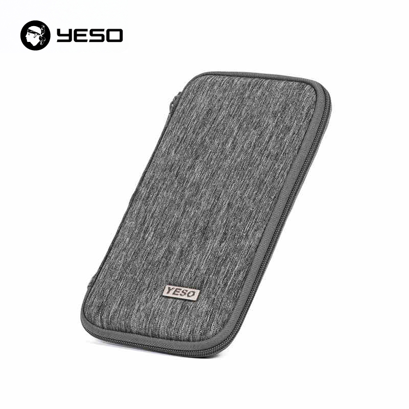 YESO Brand Cover On The Passport Business Credit Card Holder ...
