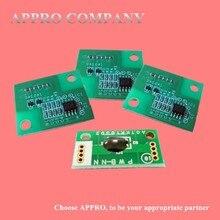 5 set/lot DR711 DR-711 DR 711 IU711 IU-711 IU 711 Tambor de imagen viruta unidad para konica minolta bizhub c654 c754 bizhub ic de reset chip