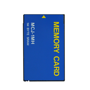 Image 4 - 승진!!! 1 m 바이트 sram ata 플래시 메모리 카드 1 mb pcmcia pc 카드 메모리 카드
