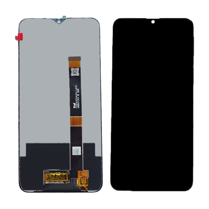 For <font><b>OPPO</b></font> <font><b>A5S</b></font> CPH1909 <font><b>LCD</b></font> Display With Touch Screen Digitizer Assembly Replacement Parts 6.2 inches Combo image