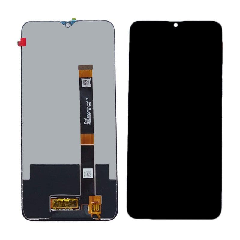 Para oppo a5s cph1909 display lcd com tela de toque digitador assembléia peças reposição 6.2 polegadas combo