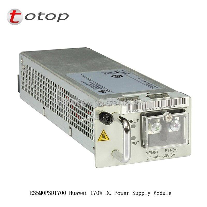 Originale HW ES5M0PSD1700 con 170 w DC power module per S5700series o S6720S-26Q-EI-24S