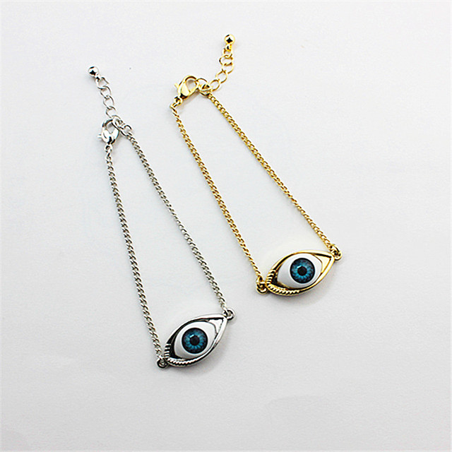 f6fcac163db1 Hot selling new gorgeous fashion women jewelry wholesale girl boy birthday  party beautiful eyes couple hand chain agent shipping