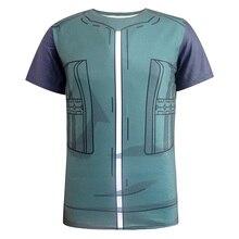 3D T Shirt Uchiha Sasuke