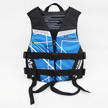 Men's Fishing Vest Adult Water Sport Safety Life Vest Foam Flotation Swimming Life Jacket Buoyancy Vest  Women Snorkeling Vest
