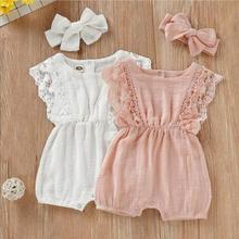 gxmjxdgmlndcp Newborn Kids cotton Linen Toddler Princess
