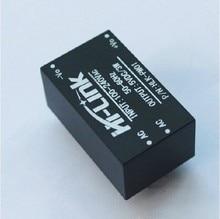 Freeshipping HLK-PM01 AC-DC 220V to 5V mini power supply module free shipping new hi link ac dc 5v 3w power module hlk pm01