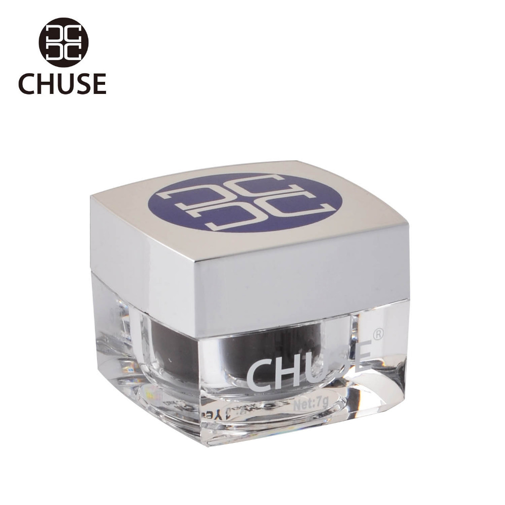 CHUSE C1 Permanent Makeup Ink 6 Colors Professional Tattoo Ink Supply for Eyeliner & Eyeliner Shaded Cosmetic microblading 6