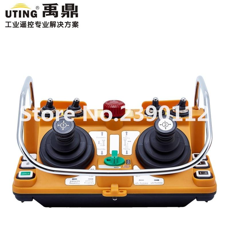industrial wireless redio Joystick remote control transmitter F24 60 for truck hoist crane