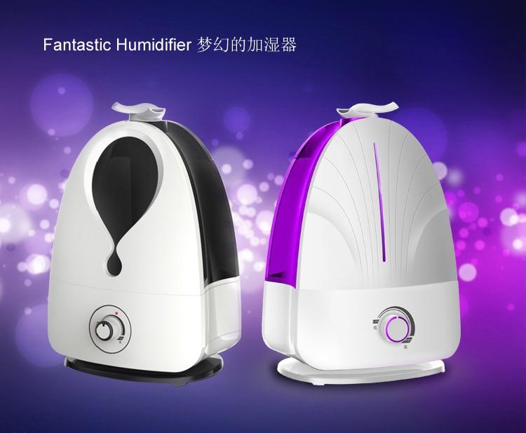 MX12-, freeshipping, Humidifier mudah alih, Humidifier udara, Reka - Perkakas rumah - Foto 2