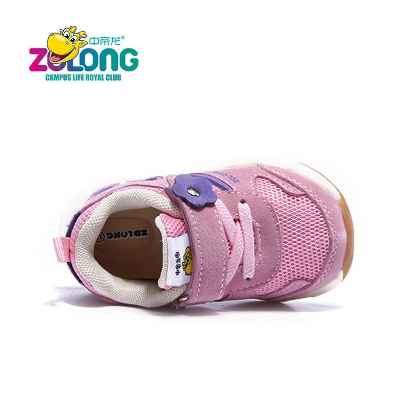 Trampki dla dziewczyn Księżniczka Oddychające buty Sprots Air Mesh - Obuwie dziecięce - Zdjęcie 5