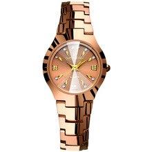Luxurious High Model Ladies's Watch Tungsten Metal Wrist 200m waterproof Enterprise Quartz watches Trend Informal Sport Watch For Ladies