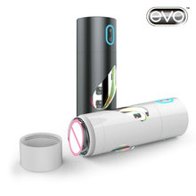 EVO USB Rechargeable Male Masturbators 5 Speeds Rotation Masturbation Cup Sex Machine Automatic  Sex Toys for Men