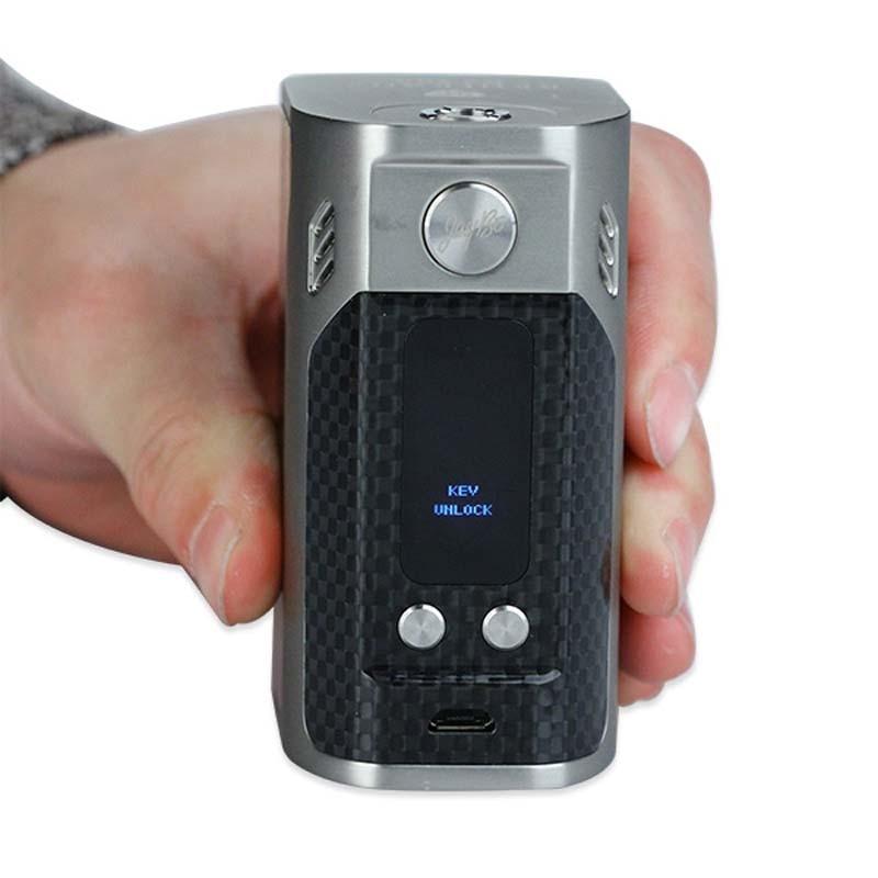Բնօրինակ 300W WISMEC Reuleaux RX300 TC Box Mod RX-300 VW / TC - Էլեկտրոնային ծխախոտ - Լուսանկար 5