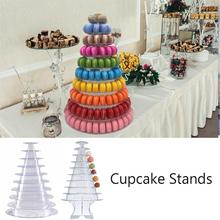 10 Tiers Round Tower Stand Cake Display Rack For Wedding Birthday Decoration Party Decor Beautiful Quick Delivery