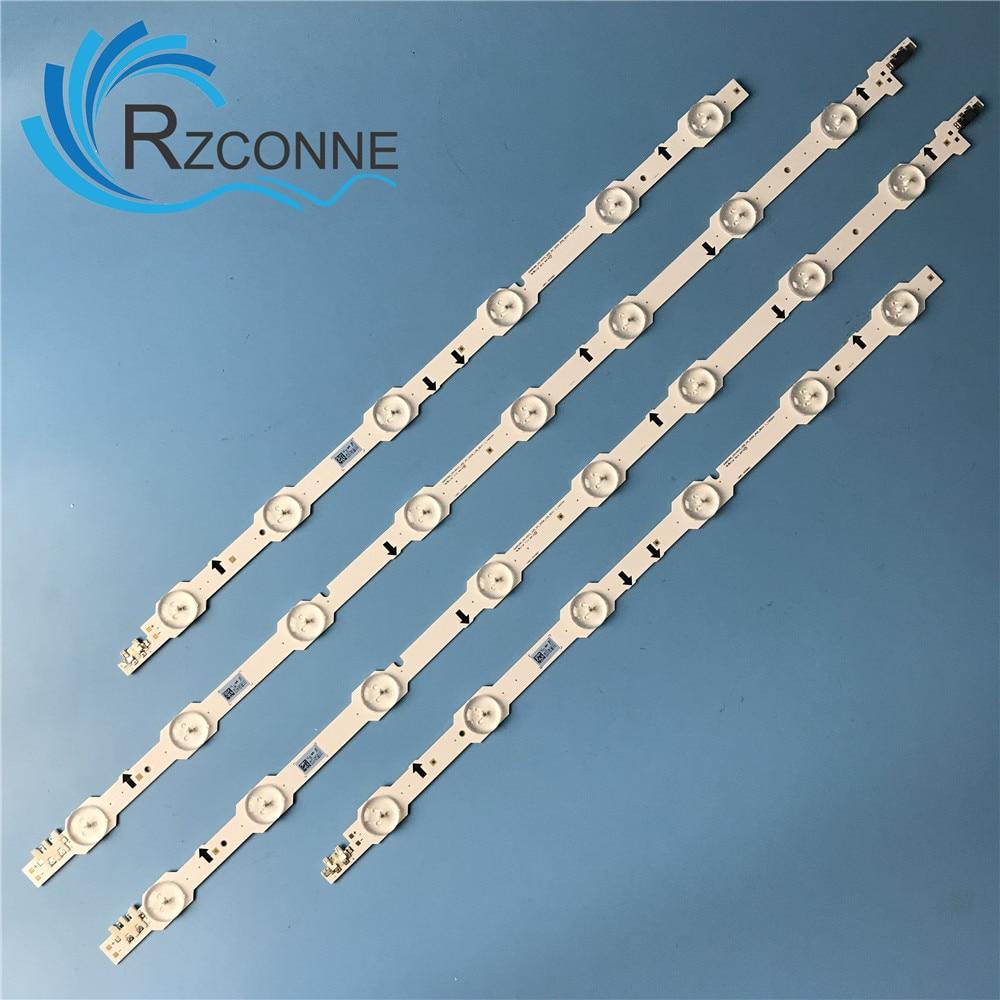 LED Backlight Lamp strip 14leds For Samsung 50 TV UA50HU7000 LM41-00088Y Z BN41-02223A BN96-32178A BN96-32179A 2014SVS_UHD_50