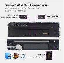 Universel 1 din Android 8.1 Quad Core lecteur DVD de Voiture GPS Wifi BT Radio BT 2 gb RAM 32 gb SD 16 gb ROM 4g SIM LTE Réseau CFC RDS CD