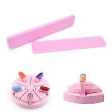 1 Set Finger Rest Holder Stand for Airbrush Nail Art Gel Polish Manicure Home Sa