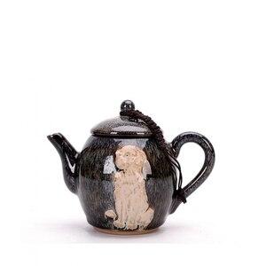Image 5 - Bules de cerâmica Bule De Chá De Porcelana Kung Fu Jogo de Chá Chaleira Bule de Chá do Estilo Chinês Restaurante Do Hotel para Casa Jarro Jarro De Água Teaware