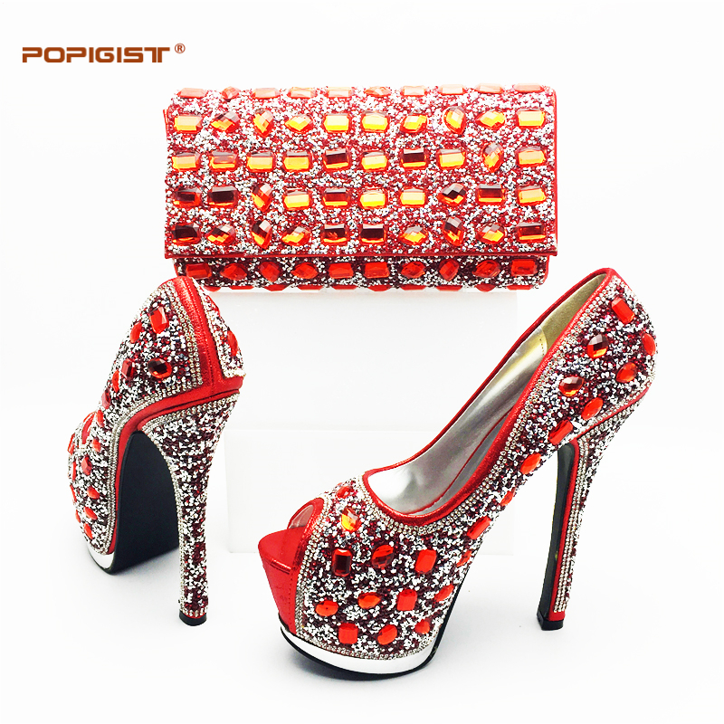 Free shipping by DHL Evening Fashion Italian ladies shoes ...