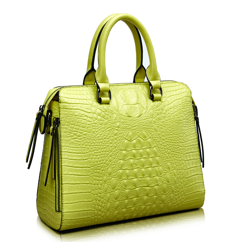 CHISPAULO Famous Brand Crocodile Genuine Leather Bags For Women Tassel Designer Handbags High Quality Bolsa Femininas  J746