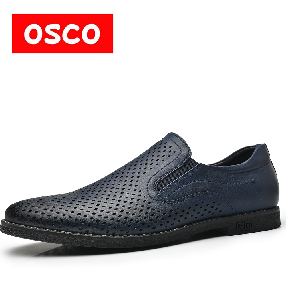 OSCO ALL SEASON New Men Shoes Fashion Men Casual Breathable loafers and men Shoes #995502 пена монтажная mastertex all season 750 pro всесезонная