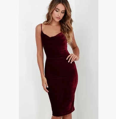 2017 summer sexy cocktail dress woman dress skirt with shoulder-straps