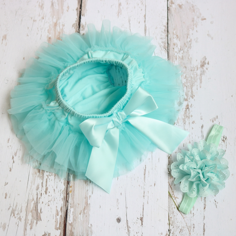 Baby Cotton Chiffon Ruffle Tutu Bloomers Cute Baby Cake Diaper Cover Newborn Flower Shorts Toddler girls fashion Summer Clothing