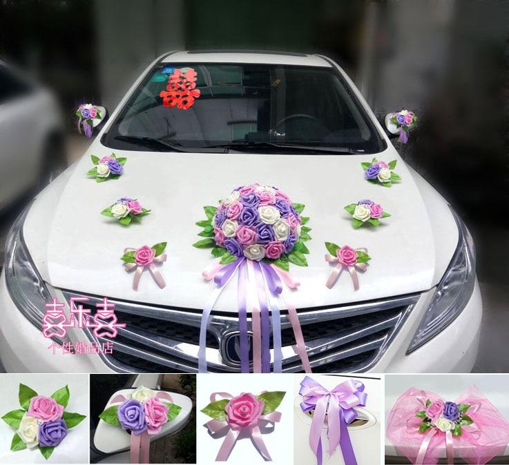 7 стиль креативное Элегантное свадебное украшение цветок PE Свадебные украшения в виде роз Свадебные цветы Weddign декоративные цветы венок