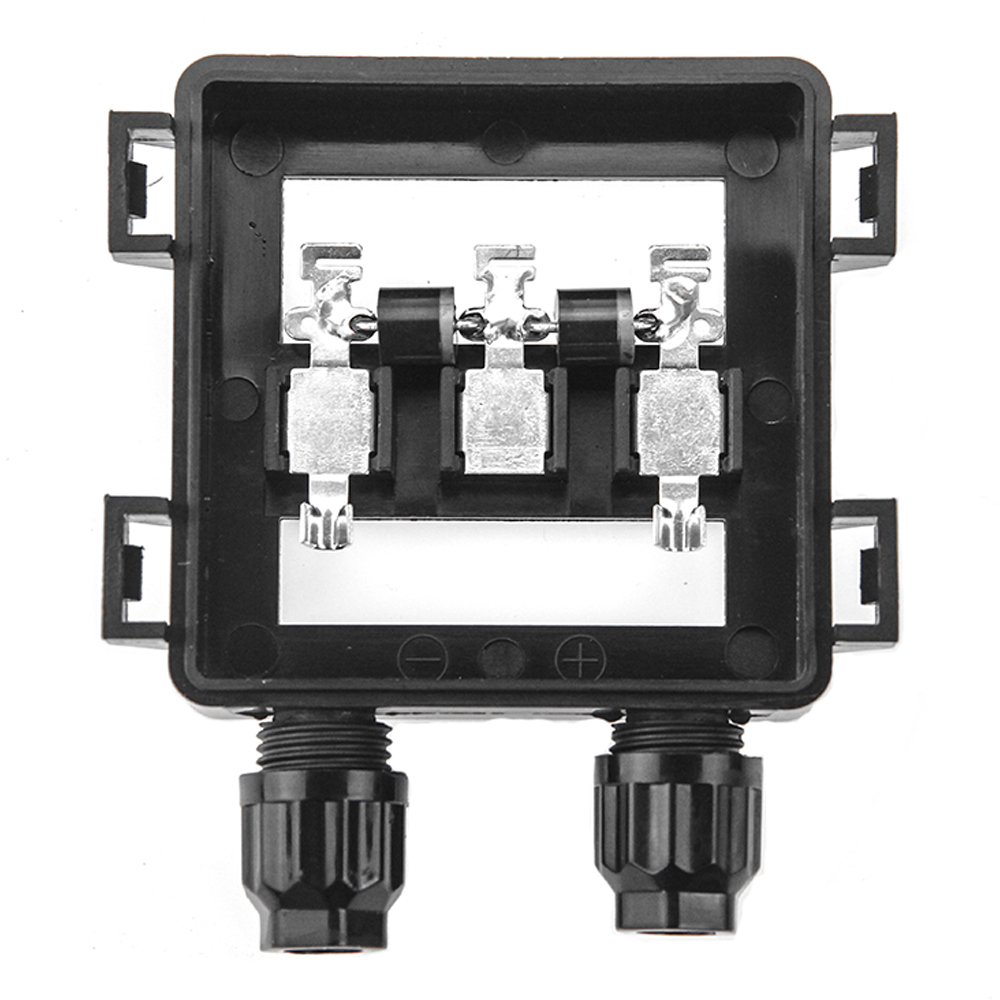 5 Pcs Ppo Solar Panel Junction Box 50w 100w Waterproof Ip67 For Wiring 1 Pieces Ip65 Connecting
