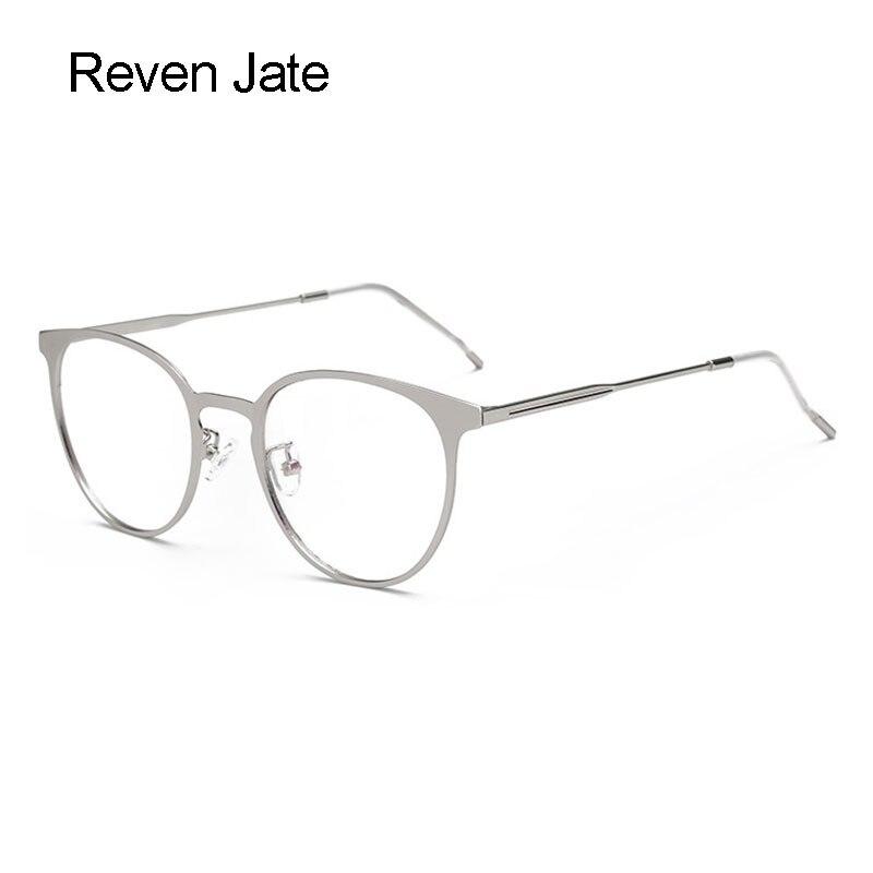 Reven Jate Eyeglasses Frame For Women And Men Style Optical Glasses Frame For Man And Woman Eyewear Prescription Spectacles