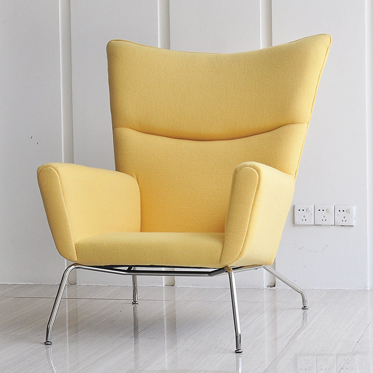 Modern creative wings armchair wing chair recliner chair ...