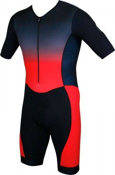 High Quality Cycling Skinsuit Men's Triathlon Sports Cycling Clothing Ropa Ciclismo Quick Dry One Piece Triathlon Wear