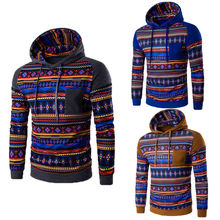 2016 Men's Clothes Tops Winter Hoodie Warm Hooded Sweatshirt Coat Outfits Outwear Sweatershirts Men Clothing