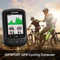 iGPSPORT GPS Cycling Computer IGS618 ANT+ Function with Road Map Navigation Cycling Bicycle GPS Computer Odometer with Mount