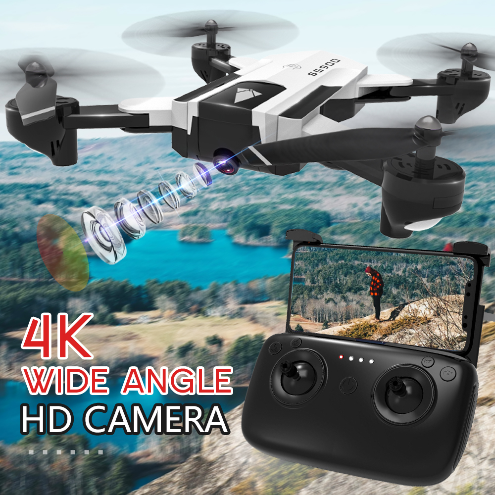 Image 5 - SG900 4K drone camera dual HD 2.4G remote control drone RC four axis aircraft app folding Portable video photo real time camera-in RC Airplanes from Toys & Hobbies