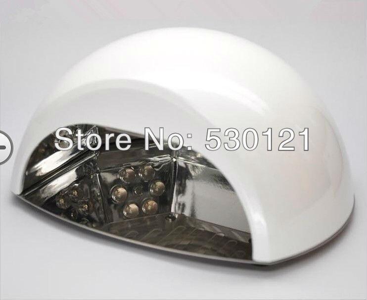18 W CCFL lampe LED pour ongles ongle cathodique froide CCFL lampe UV LED CCFL lampe à ongles UV pour LED et Gel UV avec livraison gratuite
