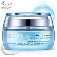 BIOAQUA Acido Ialuronico giorno creme idratanti Rifornimento Crema Per il viso la cura della pelle Sbiancamento della pelle HA anti aging anti rughe