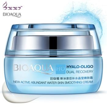 BIOAQUA Hyaluronic Acid day creams moisturizers Replenishment Cream face skin care Whitening skin HA anti aging anti wrinkles Facial Self Tanners & Bronzers