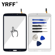 A+++ Touch Screen HighGlass Digitizer For Samsung Galaxy T310 Tab 3 SM-T310 8.0 Front Glass Sensor Parts Adhesive Tools Logo