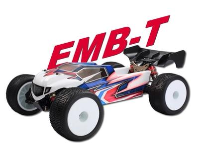 LC CORSA/Tacon 1:14 EMB TGH motore Brushless Off Road 4WD RC Auto Truggy Telaio RTR assemblato di controllo Professionale giocattoli - 2