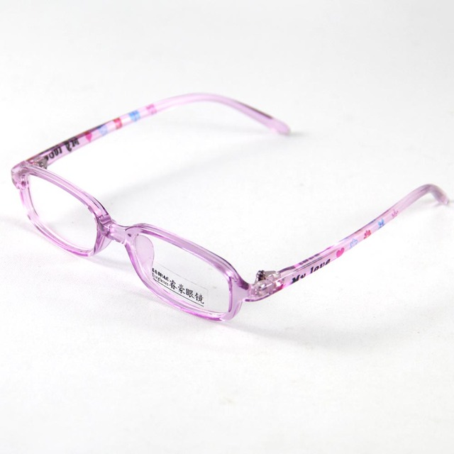 Cute Kids Eyewear Frame Children Eyeglasses Frames Girl Boy Glasses ...