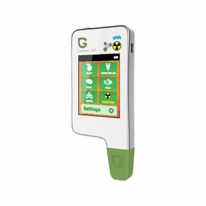 Image 2 - 2020 GREENTEST ECO 5F NEW! High Accuracy Food, Meat, Fish Nitrate Tester, water TDS, Radiation Detector/ Health Care